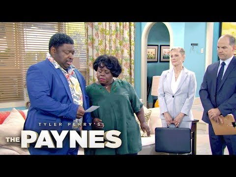 The FBI Pays a Visit to the Payne Household   Tyler Perry's The Paynes   Oprah Winfrey Network