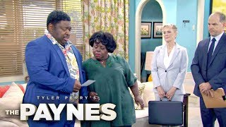 The FBI Pays a Visit to the Payne Household | Tyler Perry's The Paynes | Oprah Winfrey Network