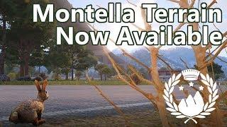 Arma 3 Mod - Montella Terrain Trailer - Mod Release