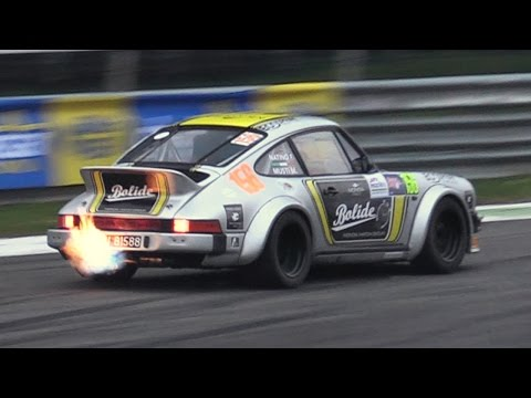 Porsche 911 SC Rally Group 4 Ultimate Sound Tribute!!