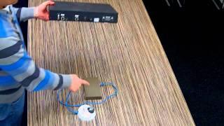 Aansluiting IP camera op NAS opname systeem