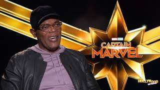 For Samuel L. Jackson, Reuniting With Clark Gregg Was A \'Marvel\'-ous Idea