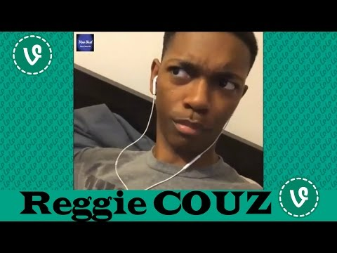 NEW Reggie COUZ VINES ✔★ (ALL VINES) ★✔ HD 2016