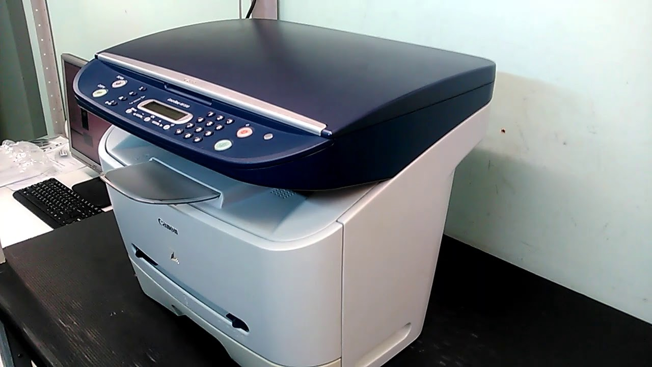 DRIVERS UPDATE: CANON LASER PRINTER MF3110