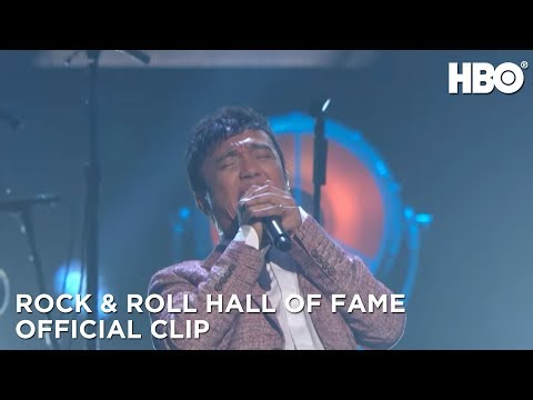 Rock and Roll Hall of Fame Induction Ceremony 2017: Journey Performs Don't Stop Believin' HBO