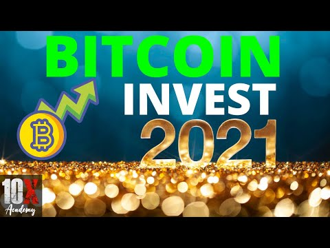 💰How To Invest In Bitcoin 2021 – Investing In Cryptocurrency 101 //10X Academy