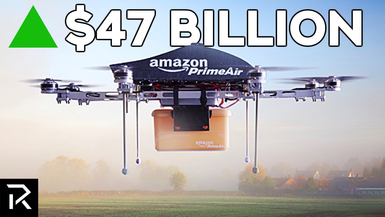Amazon Delivery Drones Will Save The Company Billions