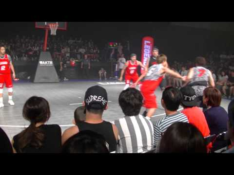 LEGEND 2015 GRAND CHAMPIONSHIP SEMI FINAL KIKU HighLights 01