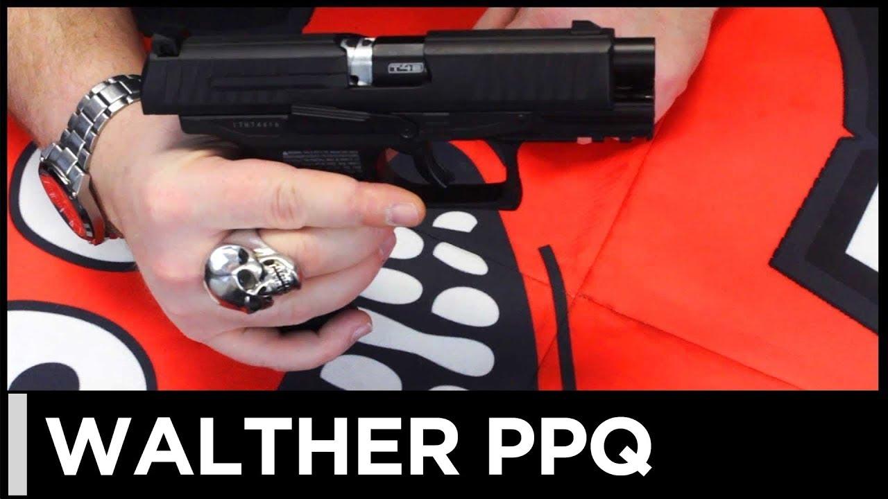 NEW* T4E UMAREX Walther PPQ M2 GEN2  43cal CO2 Semi Auto