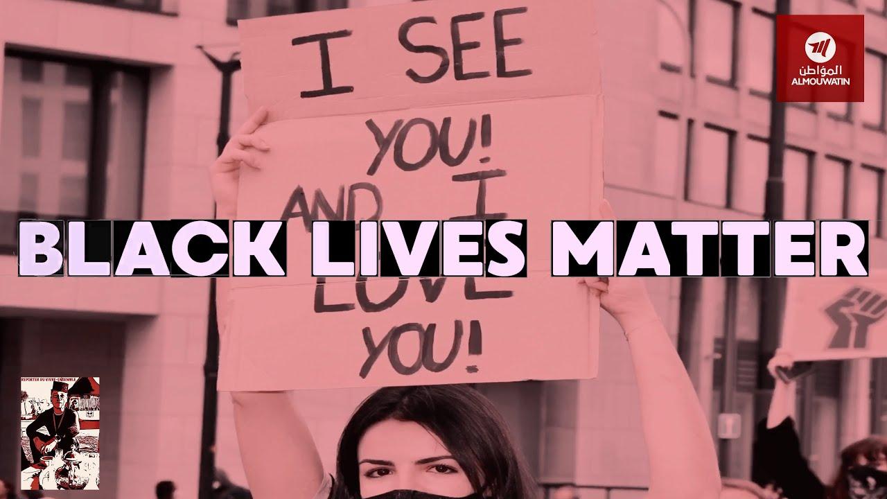 #BLACKLIVESMATTER #BRUSSELS #EUROPE