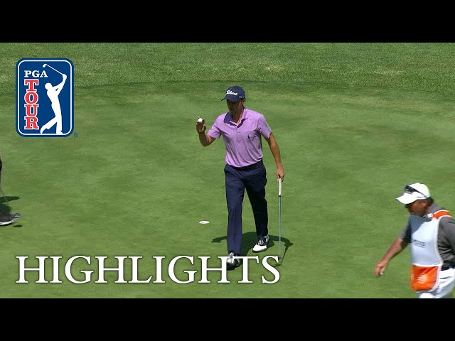 Justin Thomas' extended highlights | Round 3 | Mexico Championship