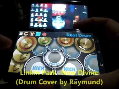 Linkin Park - New Divide (Real Drum App Cover by Raymund)