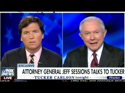 "Jeff Sessions ""I Don't Believe There's Anything Wrong A Senator Meeting With A Russian Ambassador"""