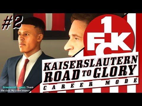 FIFA 19 KAISERSLAUTERN RTG CAREER MODE 2 - FINDING THE BEST TALENTS IN THE WORLD