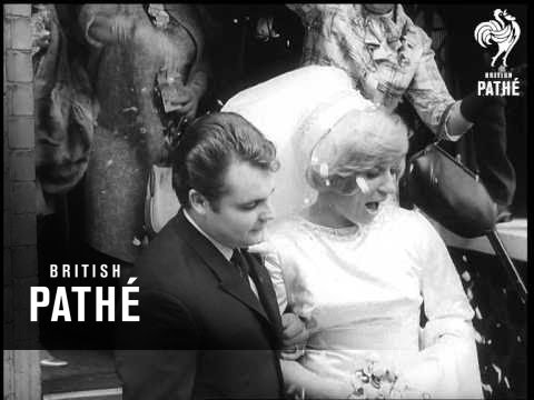 Tony Hatch Marries Jackie Trent (1967)