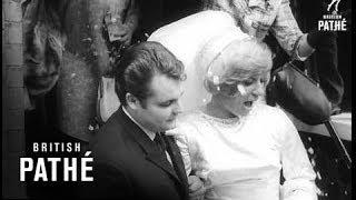 Tony Hatch Marries Jackie Trent (1967)