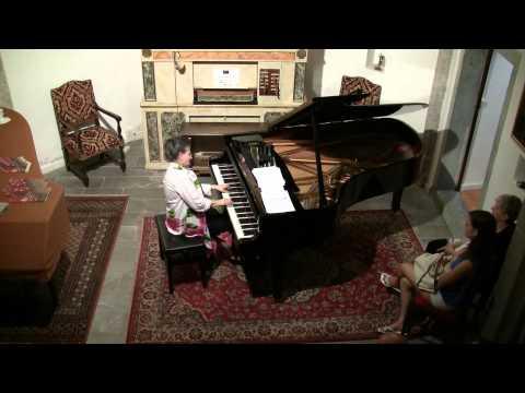 Marcella Crudeli in concerto - Chopin: Scherzo n.2 op.31