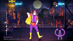 Just Dance 4 - Rick Astley - Never Gonna Give You Up [HD] [PS3]