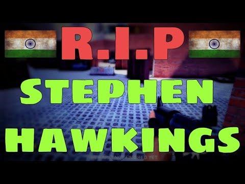 RIP Stephen Hawking Wali Stream | Critical Ops | Live (Check Description For Free Clan )