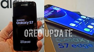 Samsung S7/Edge is going to get oreo update in india be ready everyone😃