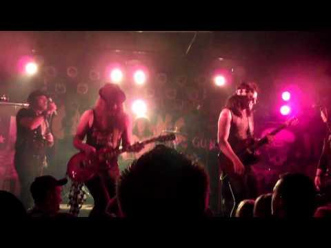 Machine Gun Symphony - Rock of Ages / You Shook Me All Night Long