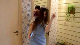 Что Даня и Кристи делают в туалете? || What Danya&Kristy are doing in WC?