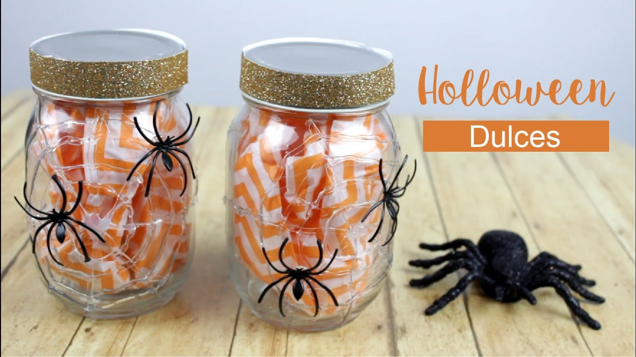 Halloween noche de brujas ideas para decorar dulces en una - Ideas para decorar fiestas ...