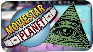 MovieStarPlanet ist ILLUMINATI CONFIRMED!!!