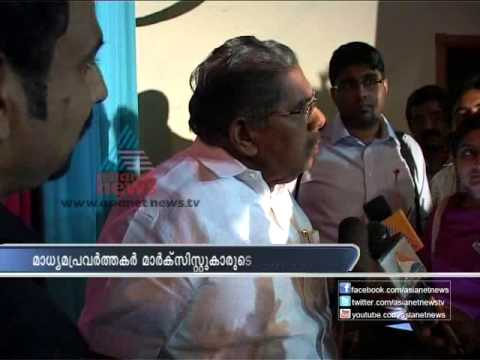 Angry reaction from Vayalar Ravi on Air India issue