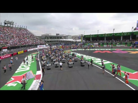 F1: LIVE at the Mexican Grand Prix