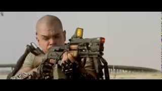 Elysium German Trailer (2013) - Matt Damon, Jodie Foster Sci-Fi Action Movie