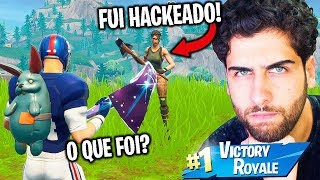 MON ENROLLEE HAS BEEN HACKED AT FORTNITE!