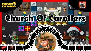 MOBILE [~Christmas 2019~] #8 Church of Carollers - Diggy's Adventure
