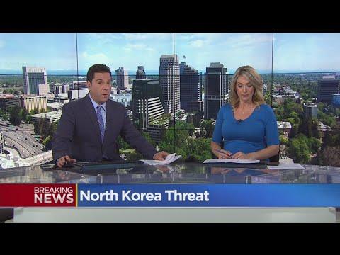 North Korea Threatens Sites On Guam