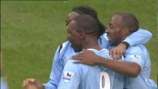 Man City 2-1 West Ham 2005/2006