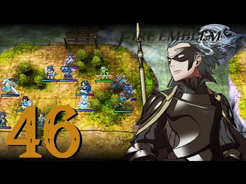 LP#7 | Fire Emblem Awakening | Episode 46 Twin Wyverns
