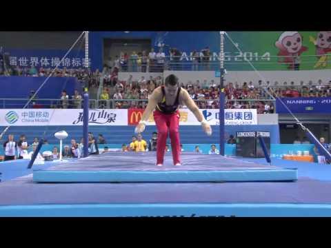 2014 World Championships - Men's All Around Final - Full Broadcast