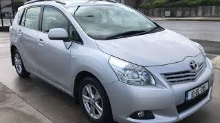 2010-Toyota Verso Videos
