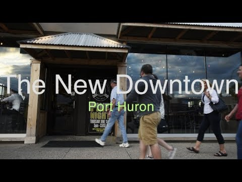 The New Downtown Port Huron