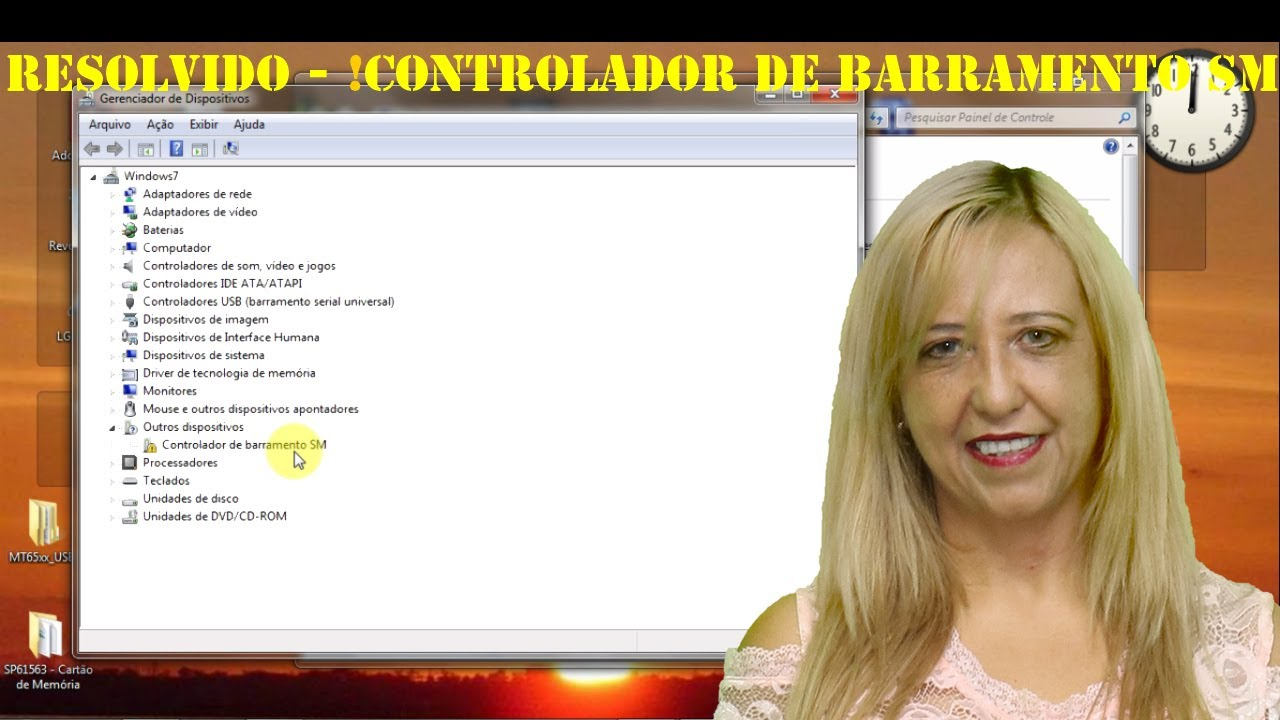 CONTROLADOR DE BARRAMENTO SM BAIXAR DRIVER FOR WINDOWS DOWNLOAD