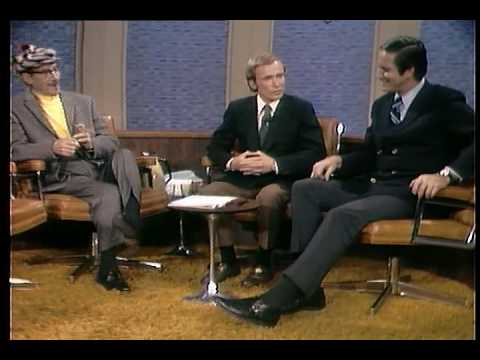 Jim Fowler & Groucho talk about animals