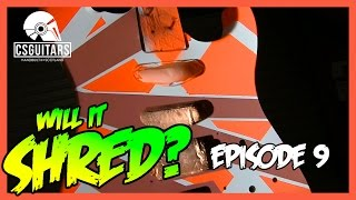 Скачать Lick Of Paint Will It Shred Episode 9