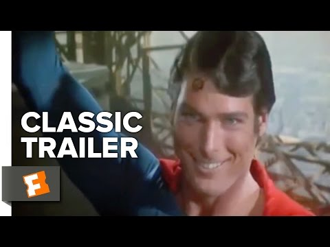 Superman II (1980) Official Trailer #1 - Christopher Reeve, Gene Hackman Superhero Movie