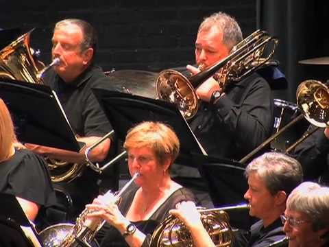 Old Comrades March - Lakes Area Community Concert Band