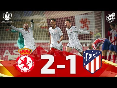 Leonesa Atletico Madrid Goals And Highlights