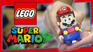 LEGO Super Mario - Unboxing!