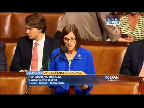 McSally Amendment to Protect EC-130H Approved