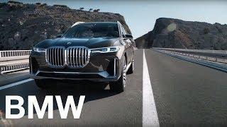 Пространство для вдохновения. Концепт BMW X7 iPerformance.
