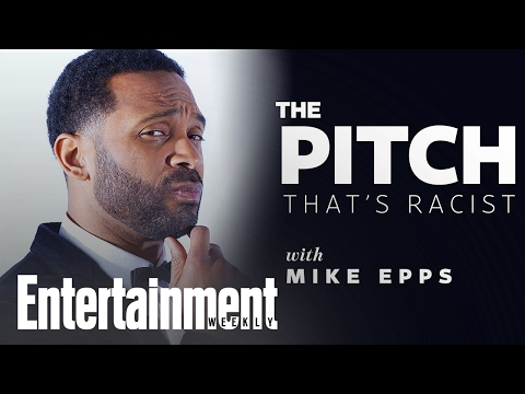 Mike Epps pitches 'That's Racist' to Colonel Sanders