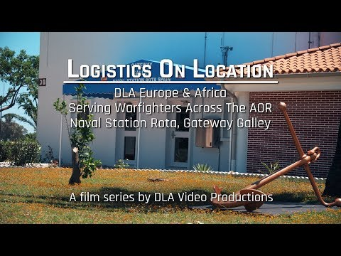 Logistics On Location: DLA Europe & Africa Serving Warfighters, Gateway Galley, Naval Station Rota